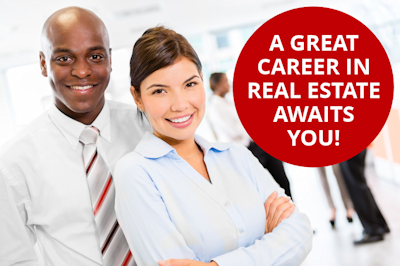 What type of schooling for becoming a real estate agent?